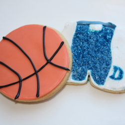 NCAA Basketball Cookies