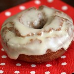 Pumpkin Gingerbread Doughnuts