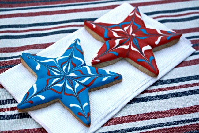 Fourth Of July Decorated Sugar Cookies Peanut Butter And Julie