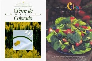 Colorado Cookbook Collage 2