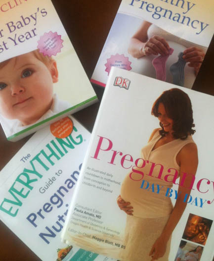 PregnancyBooks
