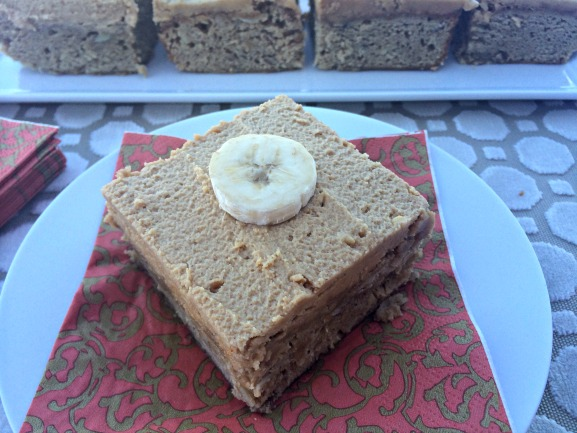 Brown Butter Banana Bread Bars 5