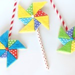 How to Make Spinning Pinwheel Cookies!