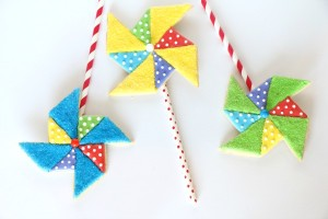 How to Make Spinning Pinwheel Cookies
