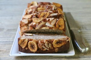 Tropical Banana Nut Bread