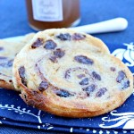 Cinnamon-Raisin English Muffins