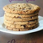 Chewy Chocolate-Chunk Gingersnap Cookies
