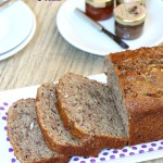 Spiced Apple Zucchini Bread