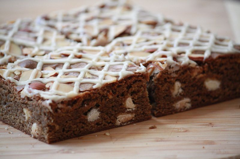 Cleta Bailey's Toffee Squares Recipes — Dishmaps